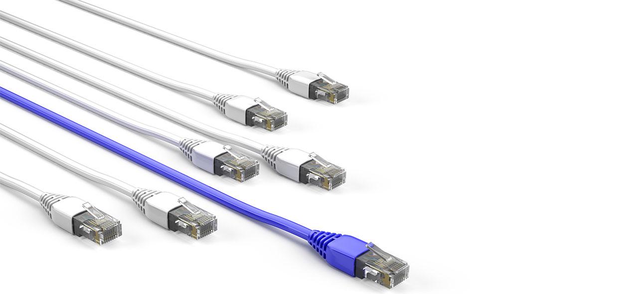 ethernet kabelləri