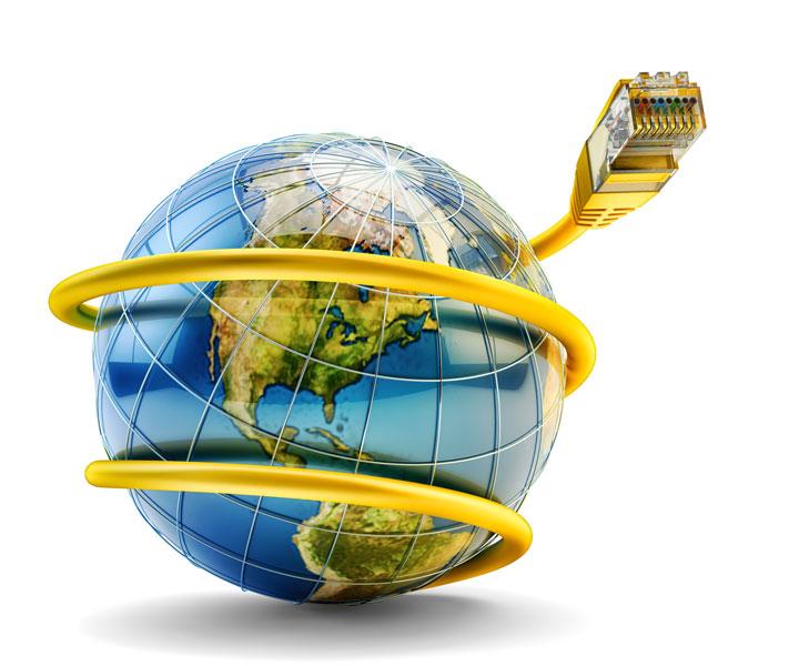 internet kabelləri dünya