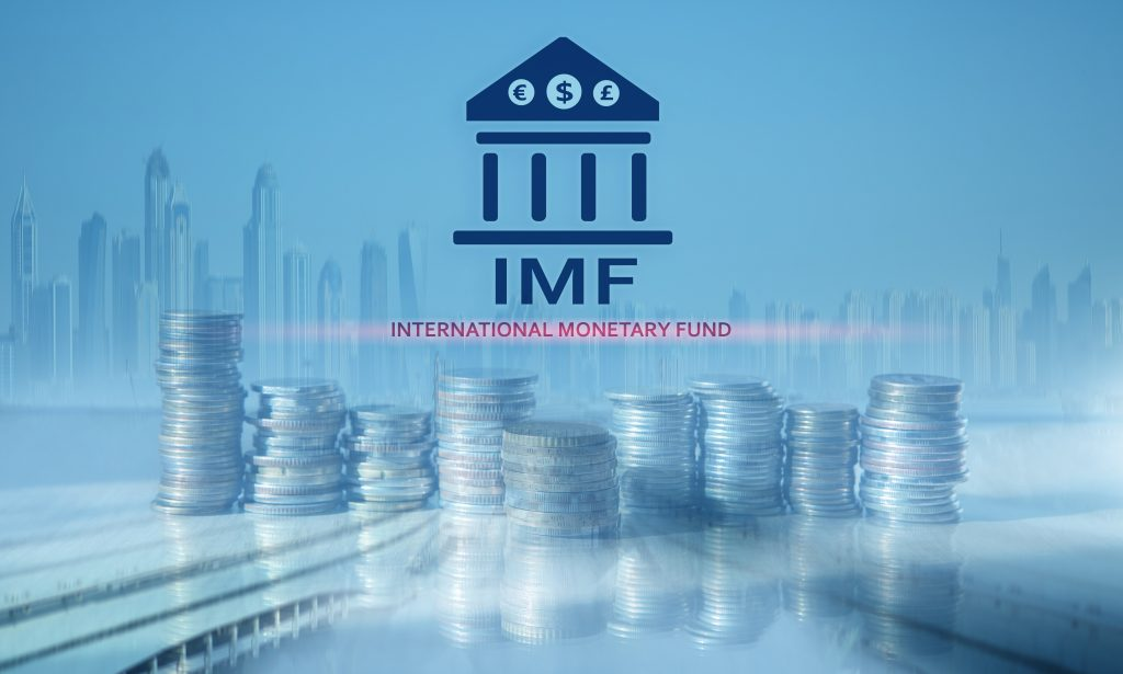 Yerli istehsal - International Monetary Fund